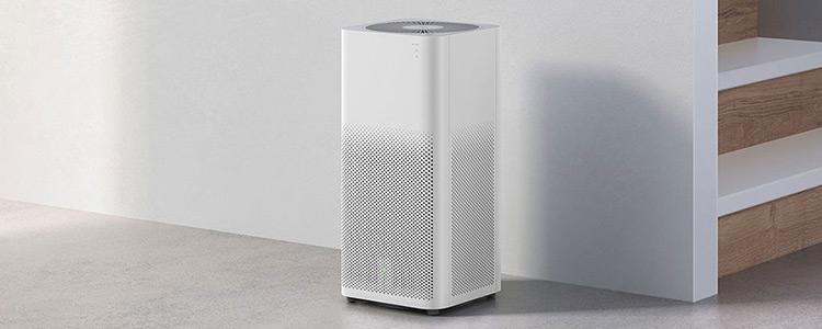 Aranżacja oczyszczacza Xiaomi Air Purifier 2H