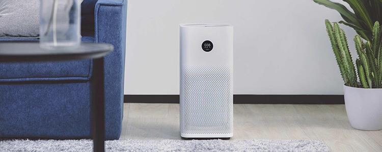 Aranżacja oczyszczacza Xiaomi Air Purifier 3