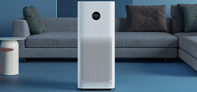 Aranżacja oczyszczacza Xiaomi Air Purifier Pro H