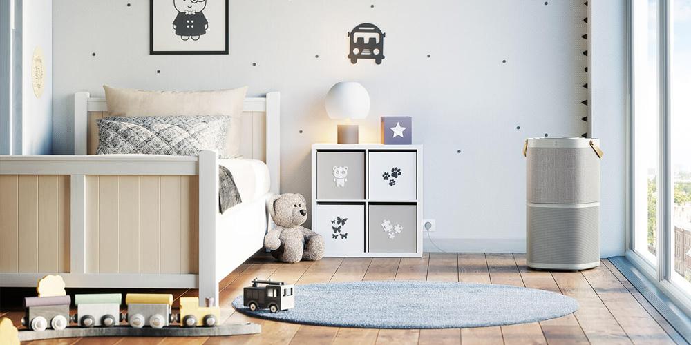 Idealny do sypialni dziecka - Electrolux Pure A9 PA91-404GY