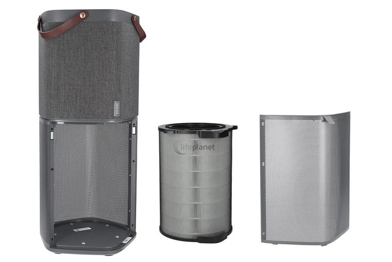 Skuteczna filtracja - Oczyszczacz powietrza Electrolux Pure A9 PA91-604DG