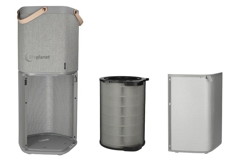 Filtracja w oczyszczaczu Electrolux Pure A9 PA91-604GY