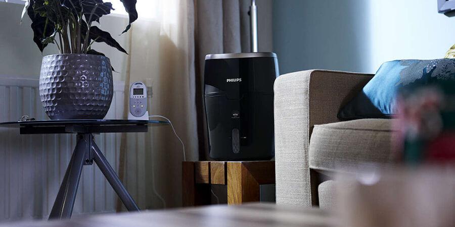 ewaporacyjny nawilżacz powietrza Philips