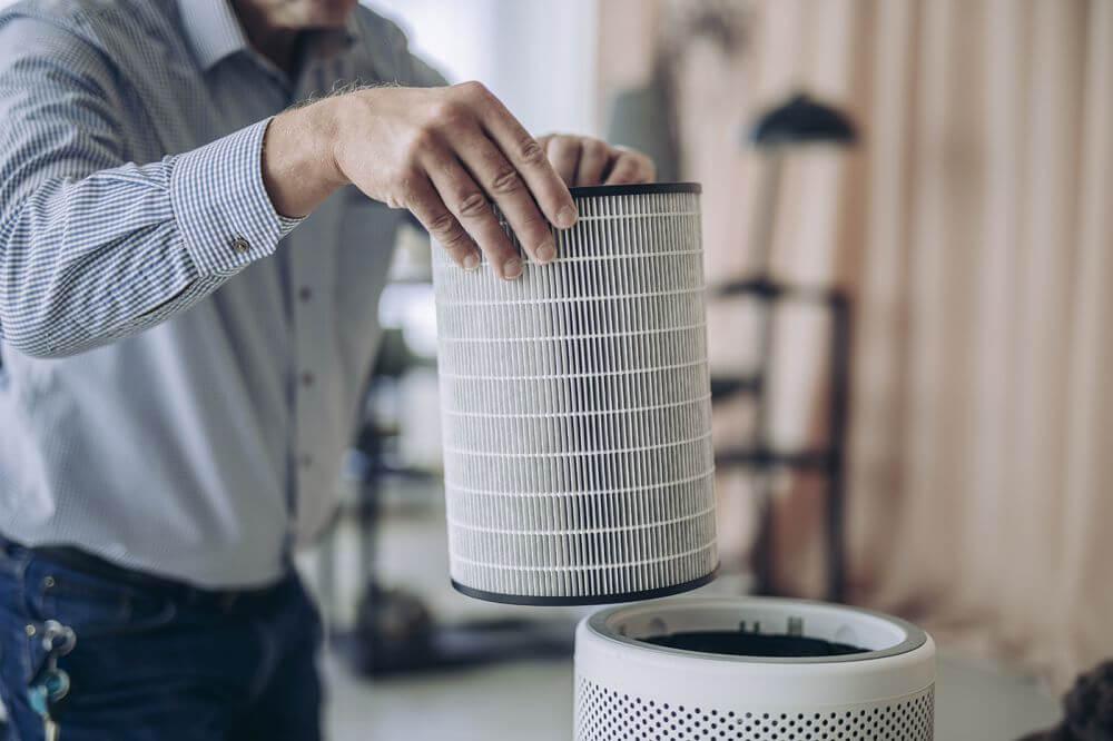 Filtr do oczyszczacza powietrza LIFAair