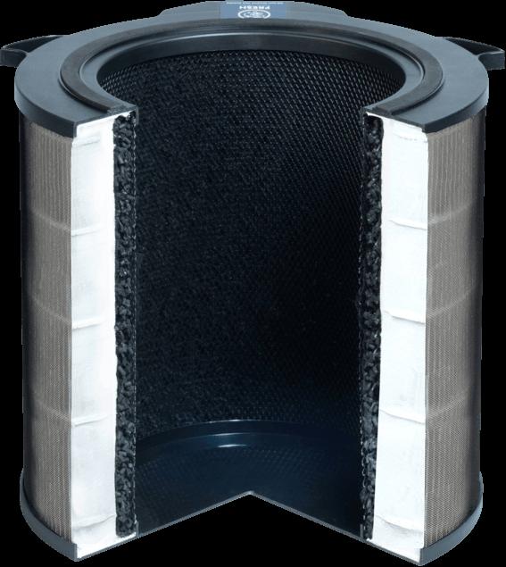 Przekrój - filtr Electrolux EFDFRH4