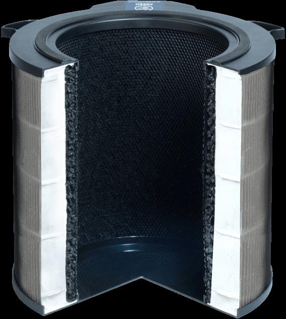 Przekrój - filtr Electrolux EFDFRH6