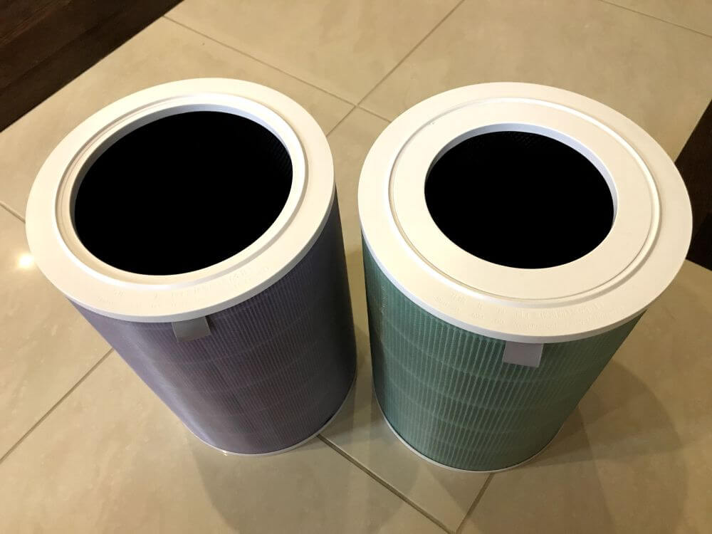 filtry xiaomi