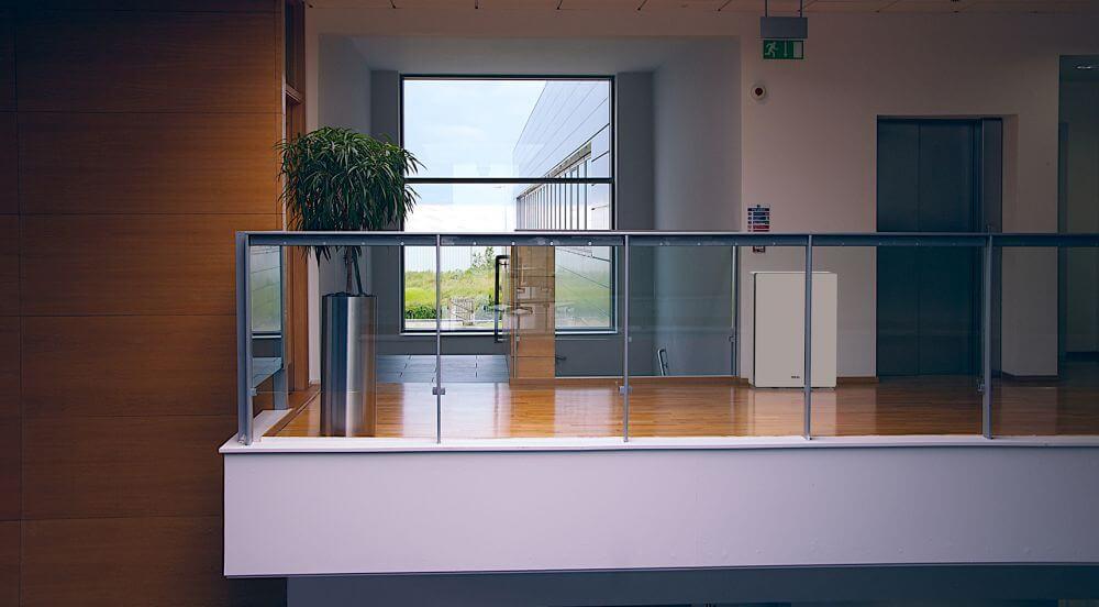 IDEAL AP 80 Pro w pomieszczeniu biurowym - aranżacja