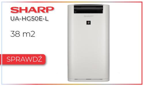 Sharp UA-HG50E-L