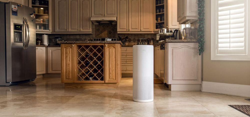 Oczyszczacz LIFAair LA500 - aranżacja w kuchni