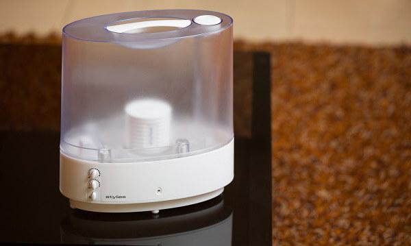 Ultradźwiękowy nawilżacz powietrza Stylies Hydra
