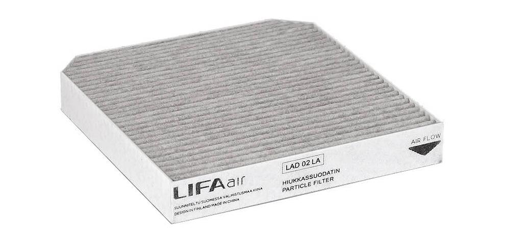 Oczyszczacz samochodowy LIFAair LAC90 - filtr