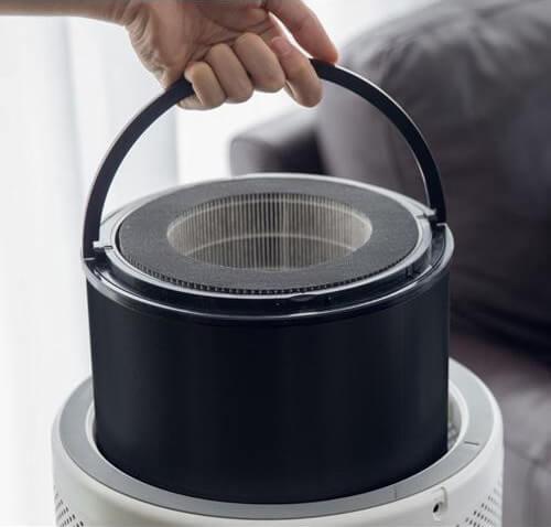 Oczyszczacz LIFAair LA503 + LAM05 moduł filtra