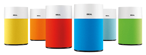 Oczyszczacz IDEAL kolor do wyboru