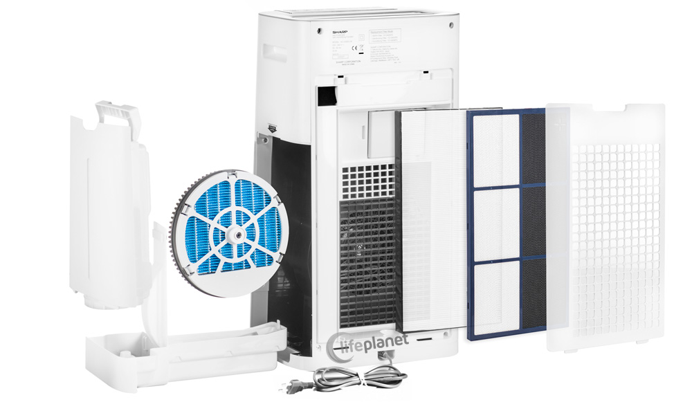 stopnie filtracji w oczyszczaczu powietrza