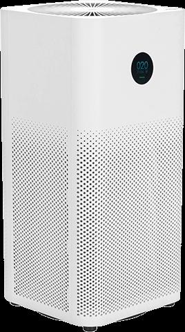 Oczyszczacz powietrza Xiaomi Air Purifier 2S widok bok