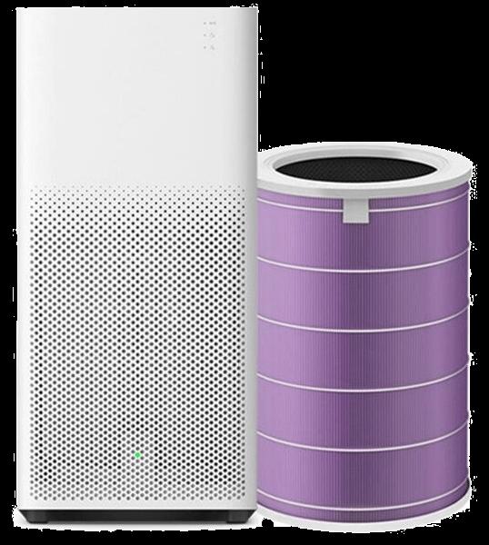 Oczyszczacz Xiaomi z filtrem purple
