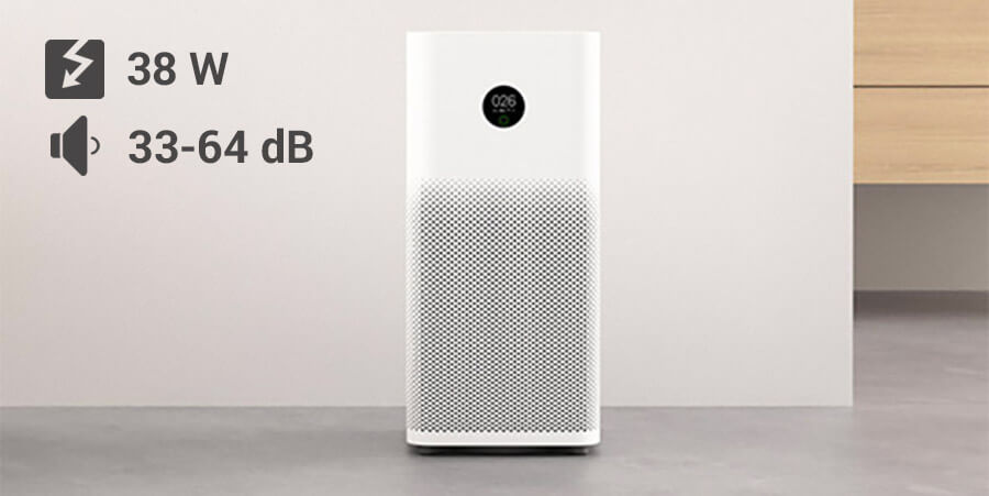 Xiaomi Air Purifier 3H dane