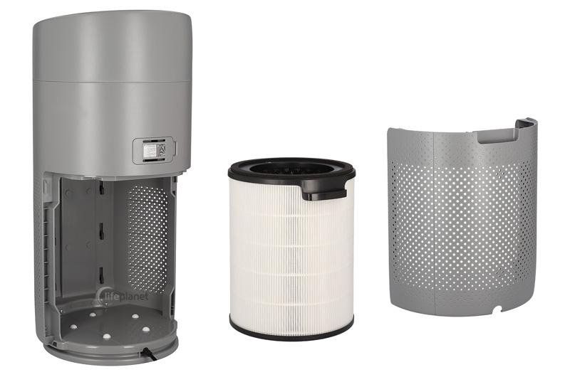 system filtracji w Philips AC2959/53