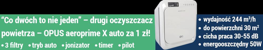 Coway Airmega 300S drugi oczyszczacz za 1 zł