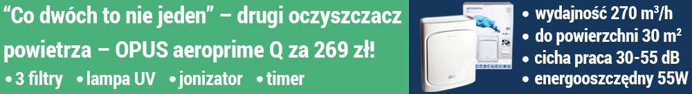 Coway Storm drugi oczyszczacz za 269 zł