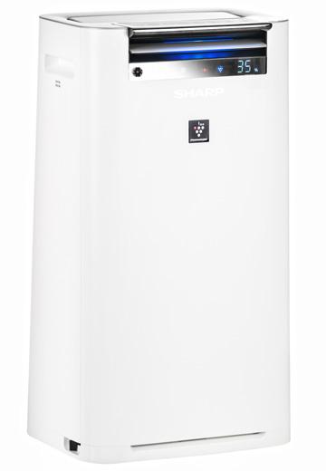 Oczyszczacz powietrza Sharp-KC-G50EUW