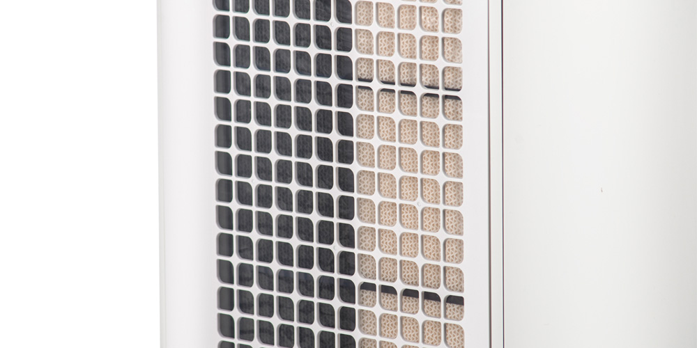 Sharp KC-G60EUW - udoskonalony filtr powietrza