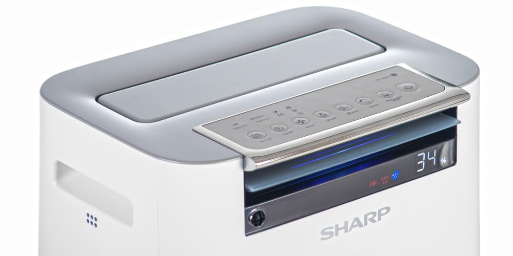 Sharp KC-G60UEW - nowoczesny wyświetlacz