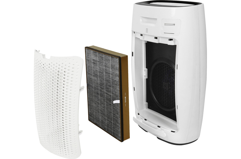 Skuteczna filtracja - Toshiba CAF-X50XPL