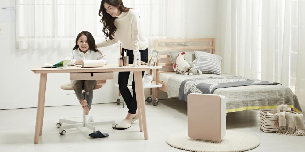 Winix Zero N - w pokoju dziecka