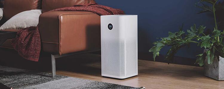 oczyszczacz Xiaomi Air Purifier 2S dla alergików